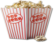 popcorn bowl png clipart 28