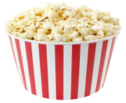 popcorn bowl png clipart 8
