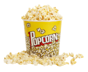popcorn bowl png clipart 26