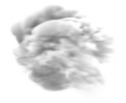 Smoke Transparent PNG Clipart Image