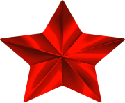 red star png 6