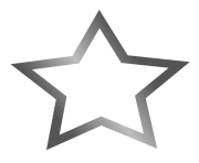 silver star png 4