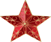 red star png 5