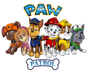 paw patrol all character png kids 12