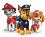 paw patrol all character png kids 13