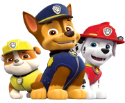 paw patrol all character png kids 11