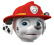 marshall paw patrol png clipart 5