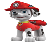 marshall paw patrol png clipart 1
