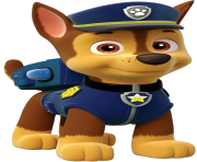 chase paw patrol clipart png 7