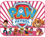 paw patrol all character png kids 15