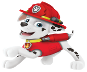 marshall paw patrol png clipart 4