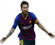 goal from messi best player png