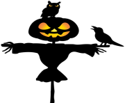 halloween scarecrow png 6