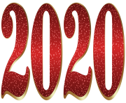 2020_Red_PNG_Clipart 1205458612