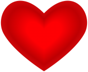 Red Heart Transparent PNG Image