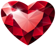 Diamond Heart Transparent Png Clip Art Image