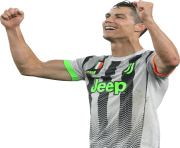 CR7 Juventus Black Green Gray Jersey