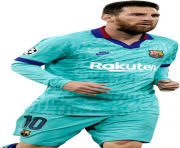 Lionel Messi Barcelona UEFA Champions League