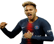 Celebration Goal Neymar PSG png
