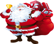 santa claus png happy day